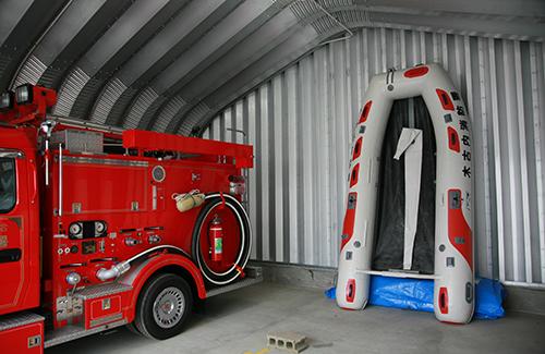 木古内消防署